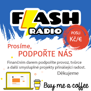 Podpořte FLASHradio.online