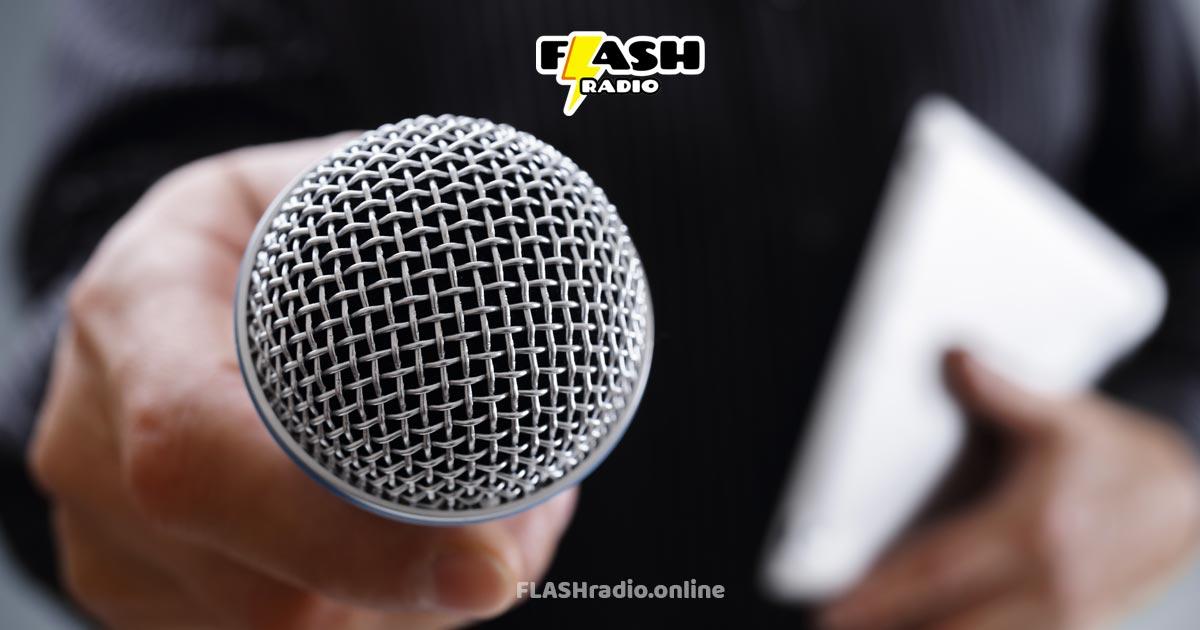 Můj první rozhovor propodcast a rádio