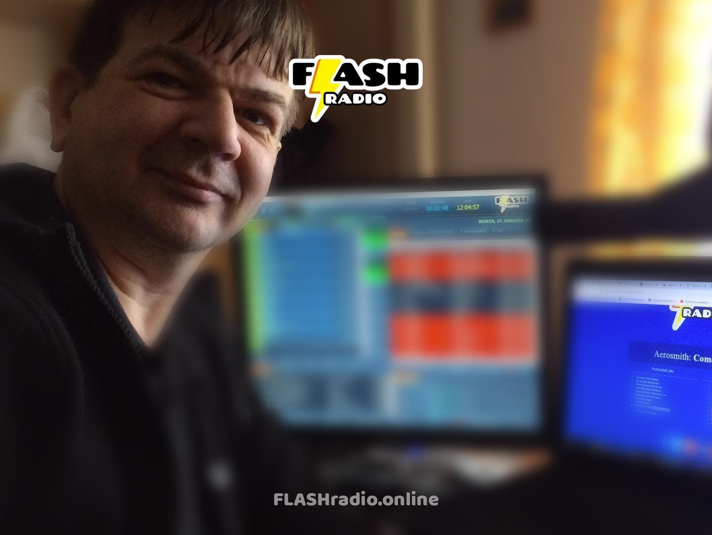 FLASH rádio – SEN a nadšení tvůrců
