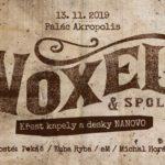 Voxel - křest CD 2019 - pozvánka