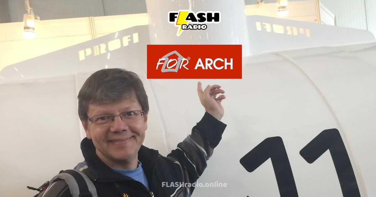 Podcast #05: Rozhovory svystavovateli naveletrhu FOR ARCH 2019