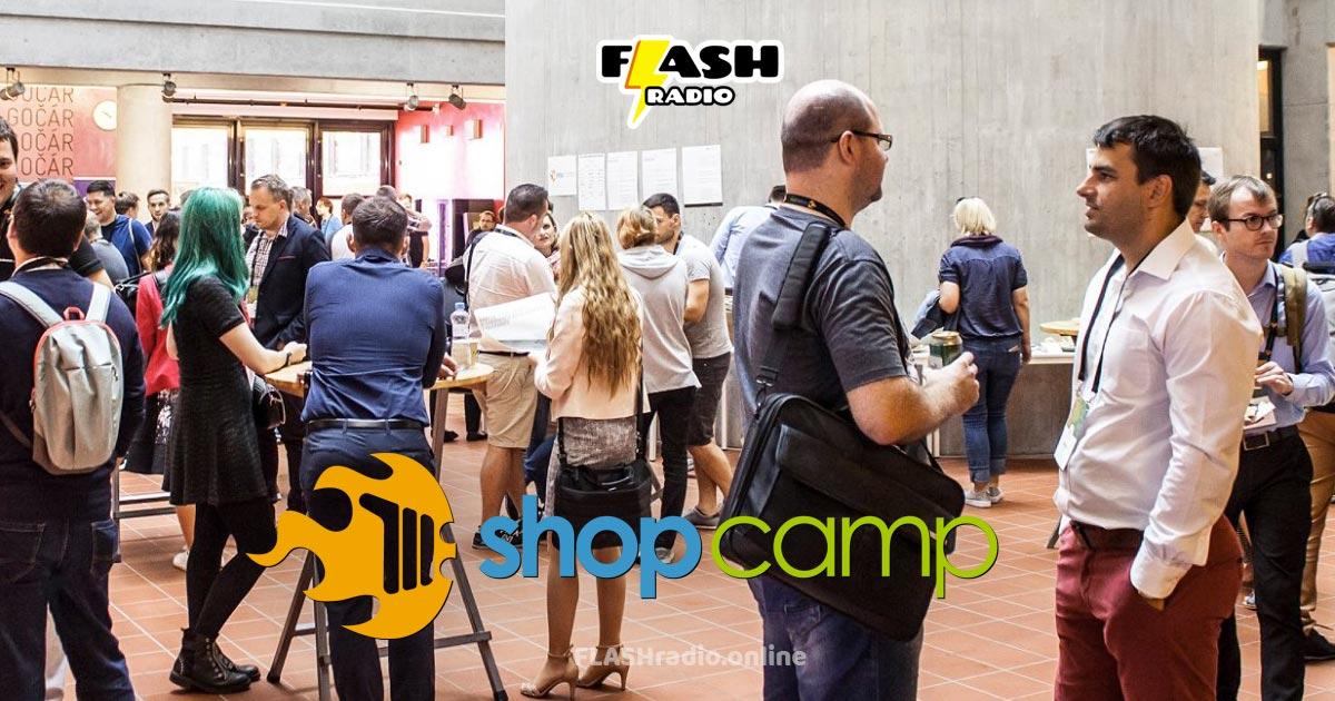 Podcast #06: Ohlédnutí za6.ročníkem ShopCampu 2019